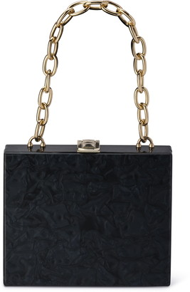 Olga Berg Emily Acrylic Shoulder Bag