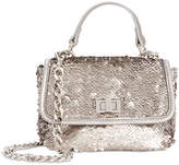 Steve Madden Blairr Sequined Mini Chain Strap Crossbody