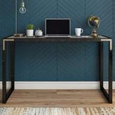 Cosmoliving By Cosmopolitan Bel Air Writing Desk CosmoLiving by Cosmopolitan