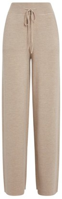 Max Mara Kenya Wide-Leg Sweatpants