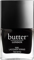 Butter London Nail Lacquer, Black and Blue Shades