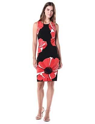 Tommy Hilfiger Women's Side Rouge Jersey Dress