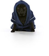 Peter Alexander peteralexander Dog Hooded Towelling Gown