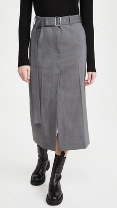 Helmut Lang Trouser Skirt