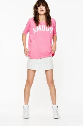 Zadig & Voltaire Joy Spikes Skirt