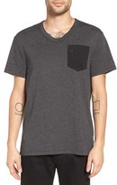 G Star Men's 'Varos' Pocket V-Neck T-Shirt