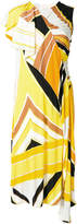 Emilio Pucci embroidered shift dress