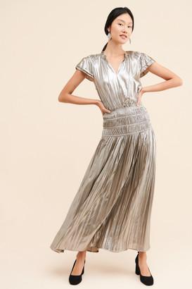 Current Air Smocked Waist Dress