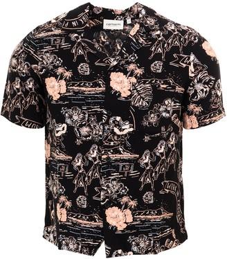 Carhartt WIP Aruba Short-Sleeve Shirt
