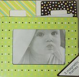 Carlton Magnetic Frames, set of 9. Create a fun collage on your refrigerator!