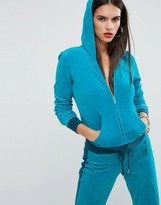 Juicy Couture Sequin Robertson Hoddie