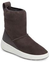 Ecco Women's Ukiuk Genuine Shearling Platform Boot
