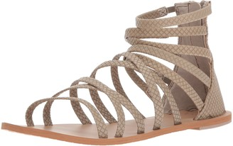 Roxy Women's Brett Strappy Gladiator Sandals