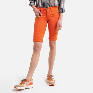 Freeman T. Porter Belixa Magic Chino Bermuda Shorts in Cotton Mix