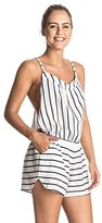 Roxy Women's Keep Cool Romper Coverup Dress