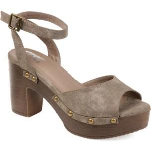 Journee Collection Women's Lorica Clogs Women's Shoes