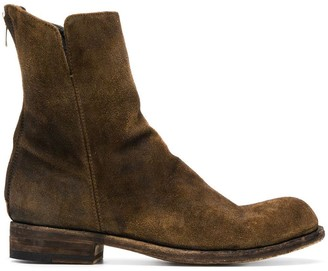 Officine Creative Hubble ankle boots