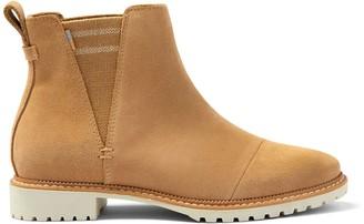 Water Resistant Desert Tan Suede Women's Cleo Boots