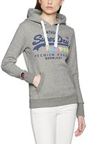Superdry Women's Premium Goods Rainbow Hood Sports Hoodie