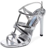Prada Strappy High Heel Sandal
