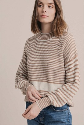 Witchery Mock Shoulder Knit