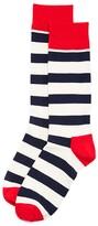 Happy Socks Men's Stripe Dress Socks