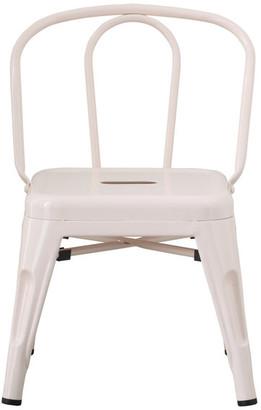 Creative Co-op Children's Metal Chair, Pink