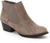 UNIONBAY Gray Harper Ankle Boot - Women
