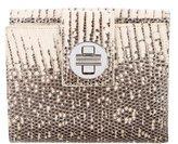 Tiffany & Co. Lizard Compact Wallet