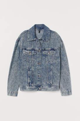 H&M Boxy denim jacket