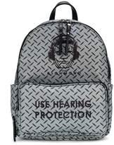 John Richmond Kids logo print backpack