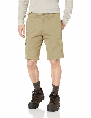 Dickies Men's 11 Inch Active Waist Washed Cargo Short