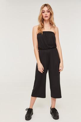 Ardene Basic Super Soft Strapless Jumpsuit