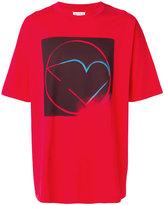 Maison Margiela graphic print T-shirt - men - Cotton - 46