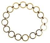 St. John Oversize Chain-Link Waist Belt