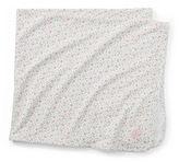 Ralph Lauren Girl Floral Cotton Blanket