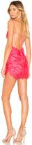 For Love & Lemons Riveria Mini Dress