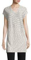 Eileen Fisher Painter Organic Linen Jersey Tunic