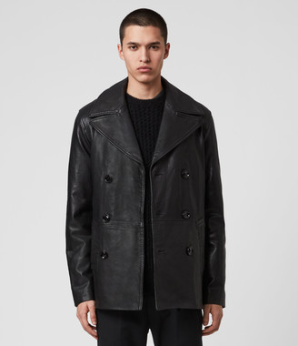 AllSaints Princelet Leather Jacket