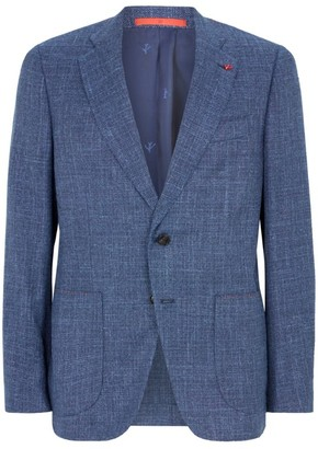 Isaia Tailored Blazer Jacket