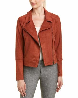 Lysse Women's Suede Moto Jacket