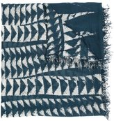 Yigal Azrouel 'Sansseviera' scarf - women - Modal/Cashmere - One Size