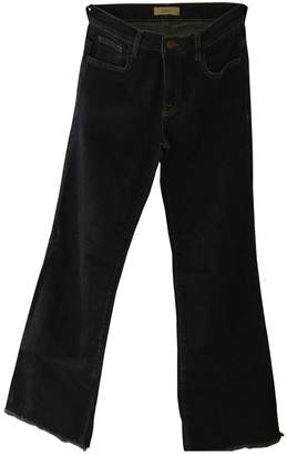 BA&SH Bash Blue Denim - Jeans Trousers for Women