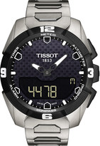 Tissot T091.420.44.051.00 T-Touch Expert Solar titanium and sapphire crystal watch