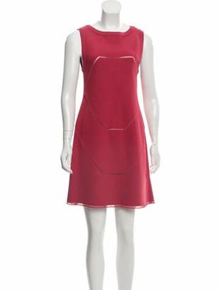 Alaia Sleeveless Mini Dress w/ Tags