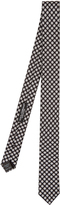 Dolce & Gabbana Circle-print silk tie