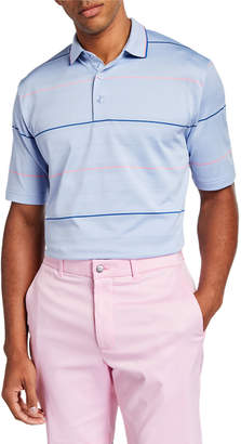 Callaway Men's Roadmap Stripe Polo Shirt