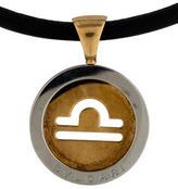 Bvlgari Libra Tondo Pendant Necklace