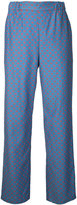Muveil tailored trousers - women - Cotton/Cupro - 36