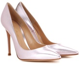 Gianvito Rossi Exclusive To Mytheresa.com - Gianvito 105 Leather Pumps